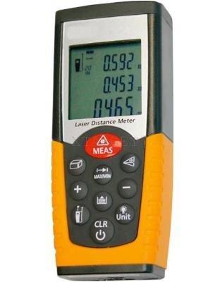 Измеритель расстояния лазерный TFA, код 313300