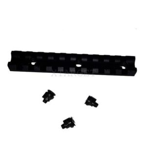 Планка Вивера L 110мм Key Mode для цевья, код 600028