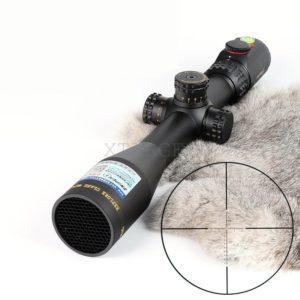 Прицел Sniper WKP 3-15×44 SAL, 30 мм, гравированная сетка, код 31544