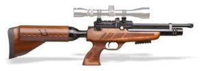 Пистолет пневматический Kral NP-02 PCP 4,5 мм, код 3681.01.02