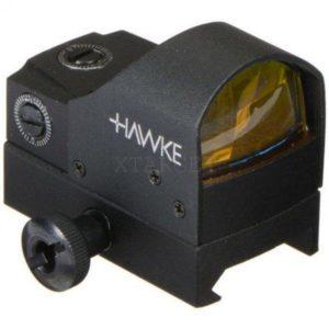 Прицел коллиматорный Hawke RD1x WP автоматическая регулировка яркости (Weaver), код 923655
