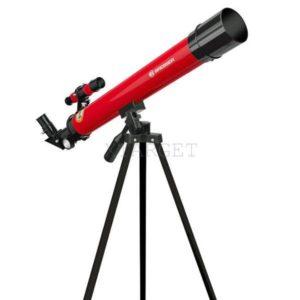 Телескоп Bresser Junior Space Explorer 45/600 Red, код 924836