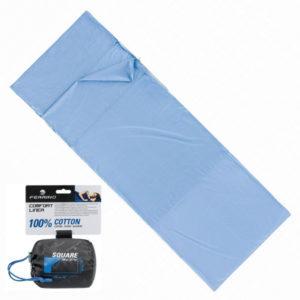 Вкладыш для спального мешка Ferrino Liner Comfort Light SQ Blue, код 924406