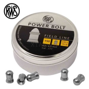 Пули RWS Power bolt, 0.92 g. , 150шт., код um