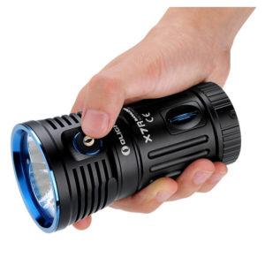 Поисковый фонарь Olight X7R Marauder 12000/7000/3000/1000/500/10 lm, код 2370.27.82