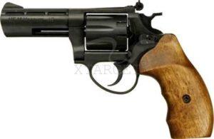 Револьвер флобера ME 38 Magnum 4R черный, дерев. рукоятка, 241129, 4 мм, код 1195.00.18