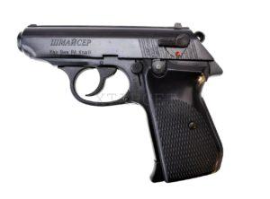 Пистолет стартовый ПСШ-790 (7 зар), код 11689