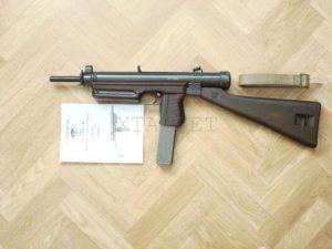 Пистолет пулемет SA-24 ( ММГ ), код Z11.1.1.023