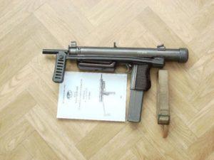Пистолет пулемет SA-26 ( ММГ ), код Z11.1.1.024