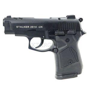 Пистолет стартовый STALKER 9 мм мод. 2914 (черный), код Z21.1.011