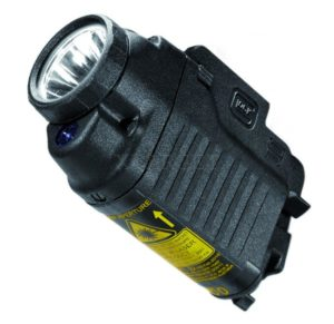 Лазерный целеуказатель с фонарем Glock GTL22 для пистолетов с планкой Picatinny/Weaver, код 3676.01.35