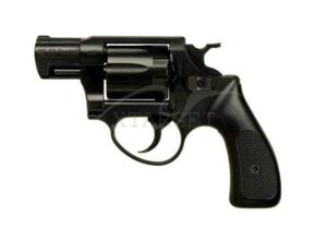Револьвер флобера ME 38 Pocket 4R черный, пластик. рукоятка, 240109, 4 mm, код 1195.01.25