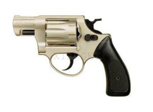Револьвер флобера ME 38 Pocket 4R никель, пластик. рукоятка, 240189, 4 мм, код 1195.01.27