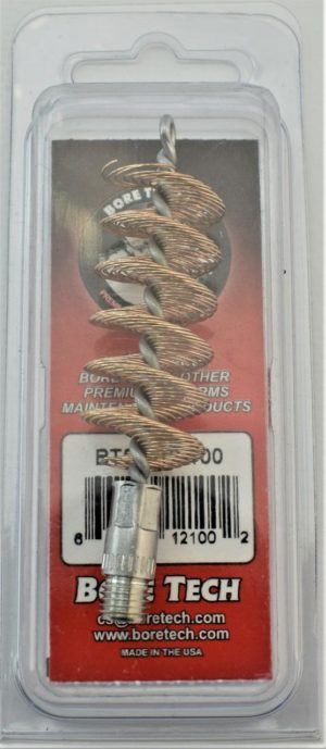 Ершик Bore Tech бронзовый, спиральный кал. 12к, резьба 5/16-27, код 2800.00.58