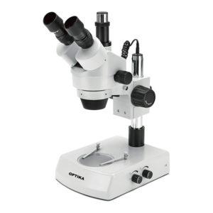 Микроскоп Optika SZM-2 7x-45x Trino Stereo Zoom, код 920386