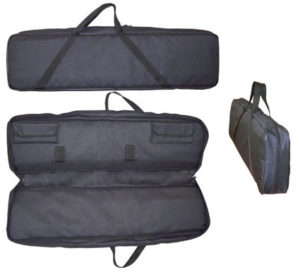 Футляр оружейный 114 см, синтетический прямоугольный, код 2181