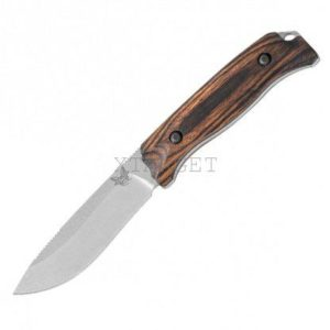 Нож Benchmade Saddle MTN Skinner FB Wood, код 15001-2