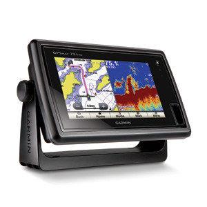 Морской навигатор Garmin GPSMAP 721xs, код 010-01101-01