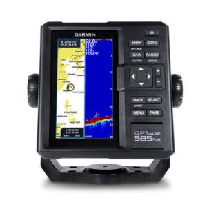 Картплоттер Garmin GPSMAP® 585 Plus, код 010-01711-01