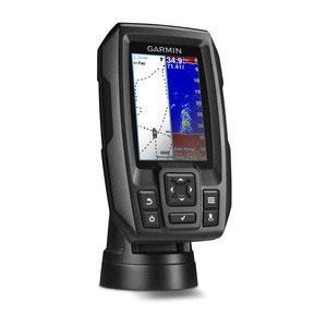 """Эхолот Striker 4 CHIRP , Worldwide, Эхолот + GPS. CHIRP (77/200 кГц) дисплей 3.5"""", высокочув. GPS-приемн., код 010-01550-02"""