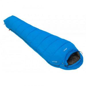 Спальный мешок Vango Latitude 300 L/-7°C/Imperial Blue, код 925322