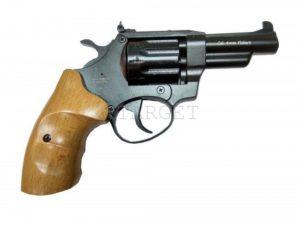 "Револьвер под патрон Флобера Safari PRO 431 бук 3"" BLACK, код"