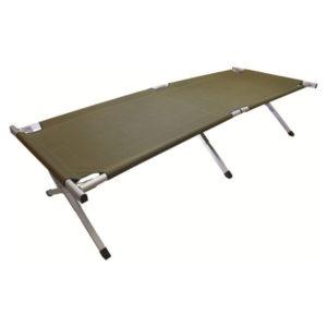 Кровать кемпинговая Highlander Aluminium Camp Bad Green, код 925471