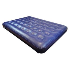 Матрас надувной Highlander Double 180x135x20 Blue, код 925460