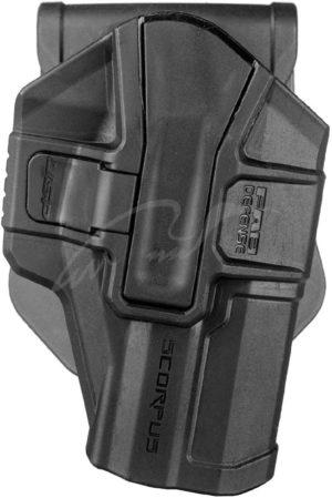 Кобура FAB Defense Scorpus для Glock 9 мм, левша, код 2410.01.42