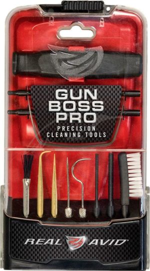 Набор для чистки Real Avid Gun Boss Pro Precision Cleaning Tools, код 1759.00.61