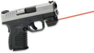 Целеуказатель лазерный LaserMax Micro II на планку (красный), код LMS-MICRO-2-R