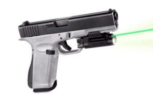 Целеуказатель лазерный LaserMax Spartan Combo (зелёный), код SPS-C-G