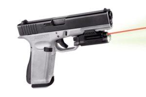 Целеукйазатель лазерный LaserMax Spartan Combo (красный), код SPS-C-R