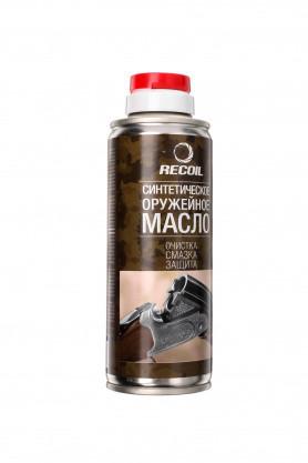 Синтетическое масло для ухода за оружием Recoil 200мл, код HAM004