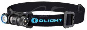 Фонарь налобный Olight H1R Nova, код 2370.26.04