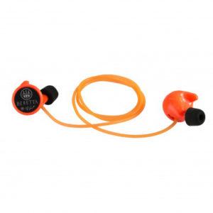 """Наушники """"Beretta"""" Earphones Mini Head Set Passiv (оранжевые), код CF031-2156-0411"""
