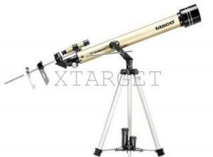Телескоп Tasco 660х60 «Luminova» Refractor, код 40060660(400LU3)
