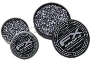 Пульки FX 4,5 (.177) металлические 500шт/уп, код 2000000083575
