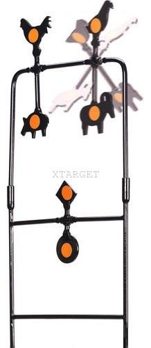 Мишень для тира движущаяся Gamo Spinner Target, код 621122106
