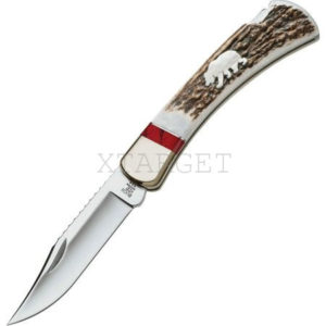 "Нож Buck ""Folding Hunter"" WBC Grizzly Bear, код 110EKSLE4B"