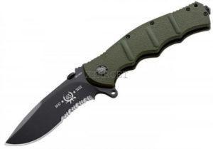Нож Boker AK Taschenmesser Black anniversary, код 2373.04.30