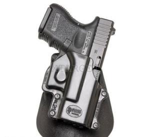 Кобура Fobus для Glock 26/27/28/33, код 2370.16.86