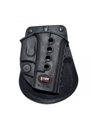 Кобура Fobus Roto holster, Glock 17,19 (для Форт-17, вращающаяся), код 2370.16.05