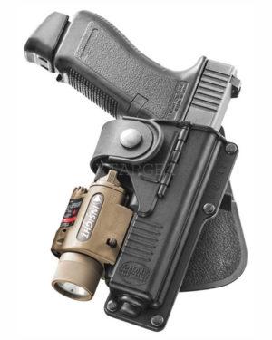 Кобура Fobus для Glock-17/22, код 2370.17.63