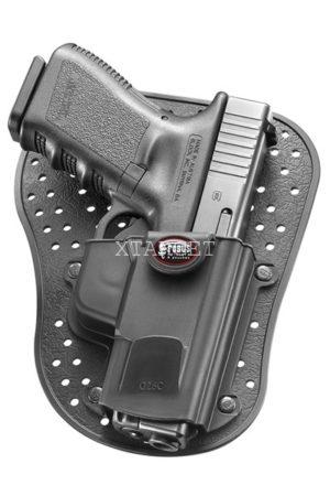 Кобура Fobus для Glock-19/26, код 2370.16.91