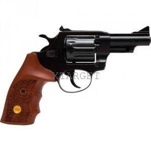 Револьвер флобера Alfa mod. 431 4 мм ворон/дерево, код 1431.00.56