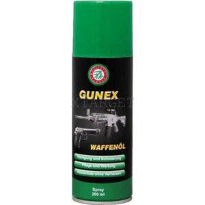 Масло Clever Ballistol Gunex-2000 50мл. ружейное, спрей, код 429.00.10