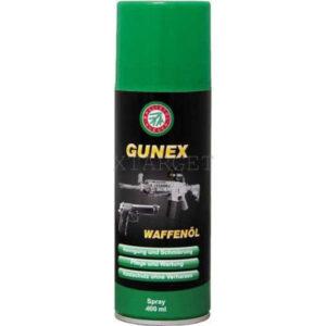 Масло Clever Ballistol Gunex-2000 400мл. ружейное, спрей, код 429.00.12