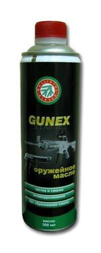 Масло Clever Ballistol Gunex-2000 500мл. ружейное, код 429.00.17