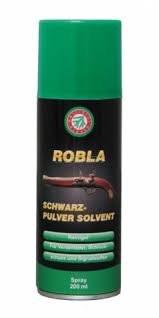 Жидкость Klever Ballistol Robla-Schwarzpulver 200мл. для чистки нагара черного пороха, код 429.00.21